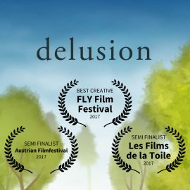 delusion's award and selections